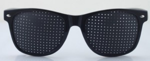 pinhole glasses new model